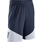 Nike Men's Villanova Wildcats Navy/White New Classics ELITE Basketball Shorts