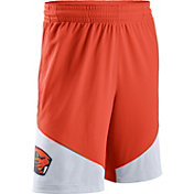 Nike Men's Oregon State Beavers Orange/White New Classics Basketball Shorts
