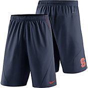 Nike Men's Syracuse Orange Blue Fly XL 5.0 Football Sideline Shorts