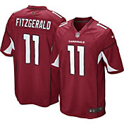 Nike Men's Home Game Jersey Arizona Cardinals Larry Fitzgerald #11