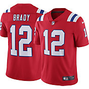 Nike Men's Alternate Limited Jersey New England Patriots Tom Brady #12