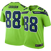 Nike Men's Color Rush Legend Jersey Seattle Seahawks Jimmy Graham #88