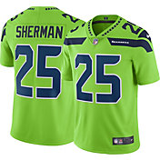 Nike Men's Color Rush Limited Jersey Seattle Seahawks Richard Sherman #25