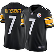 Nike Men's Home Limited Jersey Pittsburgh Steelers Ben Roethlisberger #7
