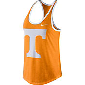 Nike Women's Tennessee Volunteers Tennessee Orange Dri-Blend Tank Top