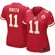 Nike Women's Home Game Jersey Kansas City Chiefs Alex Smith #11