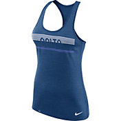 Nike Women's Indianapolis Colts Dri-FIT Touch Performance Blue Tank Top