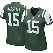 Nike Women's Home Game Jersey New York Jets Brandon Marshall #15