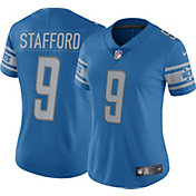 Nike Women's Home Limited Jersey Detroit Lions Matthew Stafford #9