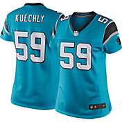 Nike Women's Color Rush Limited Jersey Carolina Panthers Luke Kuechly #59