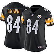 Nike Women's Home Limited Jersey Pittsburgh Steelers Antonio Brown #84