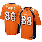 Nike Youth Home Limited Jersey Denver Broncos Demaryius Thomas #88