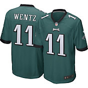 Nike Youth Home Game Jersey Philadelphia Eagles Carson Wentz #11