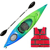 Perception Rhythm 11 Kayak Package