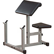 Powerline PPB32X Preacher Curl Weight Bench