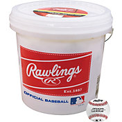 Rawlings Synthetic Leather Practice Baseball Bucket