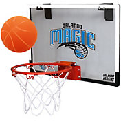 Rawlings Orlando Magic Game On Polycarbonate Hoop Set