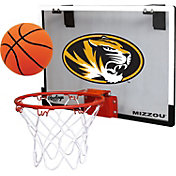 Rawlings Missouri Tigers Game On Backboard Hoop Set