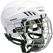 Reebok Senior 3K Ice Hockey Helmet Combo