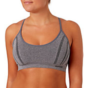 Reebok Women's Strappy Heather Sports Bra