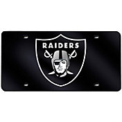 Rico Oakland Raiders Laser Tag License Plate