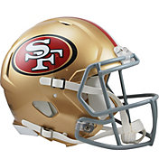 Riddell San Francisco 49ers Revolution Speed Football Helmet