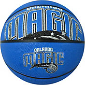 Spalding Orlando Magic Full-Sized Court Side Basketball
