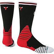 Stance Chicago Bulls On Court Logo Crew Socks
