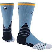 Stance Memphis Grizzlies On Court Logo Crew Socks