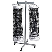 Tandem Double Net Storage Rack