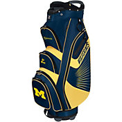 Team Effort Michigan Wolverines The Bucket II Cooler Cart Bag