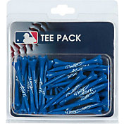 "McArthur Los Angeles Dodgers 2 3/4 "" Golf Tees – 50 Pack"
