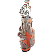 Top Flite Women's 2016 XL 12-Piece Complete Set – (Graphite) – Peach