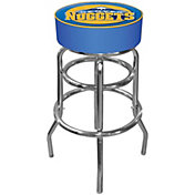 Trademark Games Denver Nuggets Padded Bar Stool