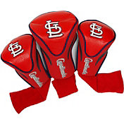 Team Golf St. Louis Cardinals Contoured Headcovers - 3-Pack