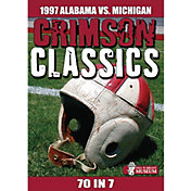 Crimson Classics: 1997 Alabama vs. Michigan DVD