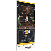 That's My Ticket Los Angeles Lakers 2009 NBA Finals Game 2 Canvas Ticket