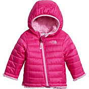 The North Face Infant Reversible Mossbud Swirl Insulated Jacket - Past Season