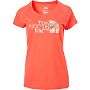 The North Face Women's Scoop Neck Logo T-Shirt - Past Season