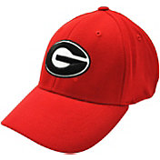 Top of the World Men's Georgia Bulldogs Red Premium Collection Hat