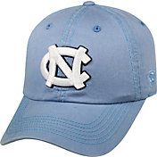Top of the World Men's North Carolina Tar Heels Carolina Blue Crew Adjustable Hat