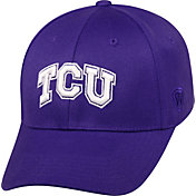Top of the World Men's TCU Horned Frogs Purple Premium Collection M-Fit Hat