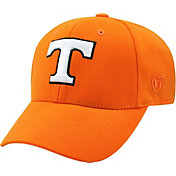 Top of the World Men's Tennessee Volunteers Tennessee Orange Premium Collection M-Fit Hat