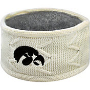 Top of the World Women's Iowa Hawkeyes Cream Ziggyband Knit Headband