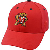 Top of the World Youth Maryland Terrapins Red Rookie Hat