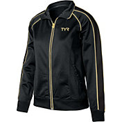 TYR Men's Alliance Team Warm-up Jacket