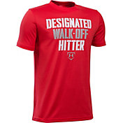 Under Armour Boys' Designated Hitter Graphic T-Shirt