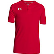 Under Armour Boys' Lansdowne Henley T-Shirt