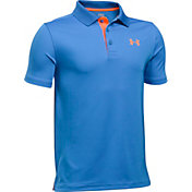 Under Armour Boys' Performance Golf Polo