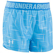 Under Armour Little Girls' Glazed Dot Play-Up Shorts